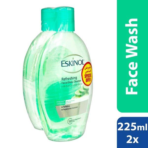 ESKINOL CLSR REFRESHING CUC Buy 2 @ Special Price