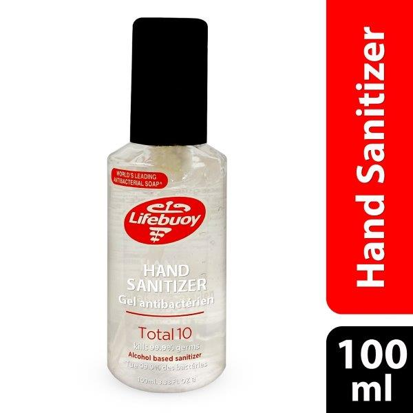 LIFEBUOY SANITIZER TOTAL 100ML