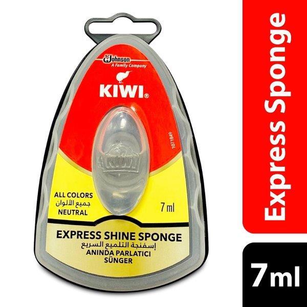 KIWI Express Sponge Neutral 7ml/6 MENAPT