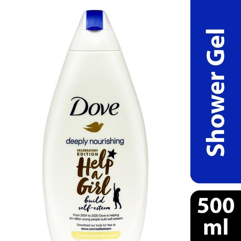 Dove Shower Gel Deeply Nourishing, 500ml