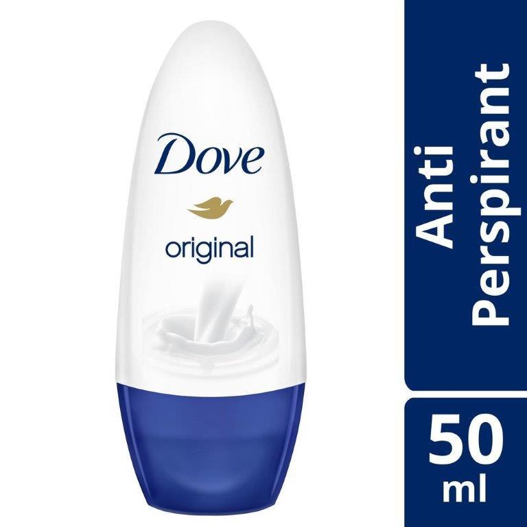 Dove Antiperspirant Cream Original, 50ml