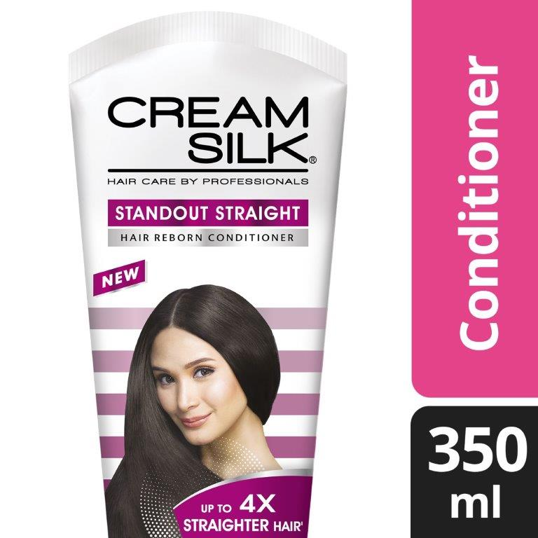 Cream Silk Conditioner Standout Straight, 350ml