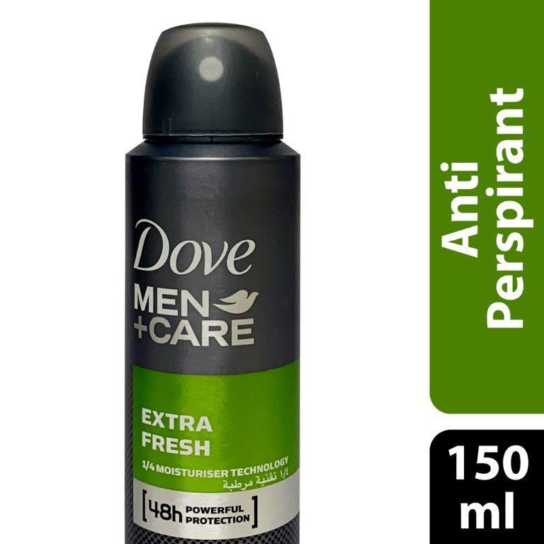 Dove Deo Aero Extra Fresh (Men), 150ml