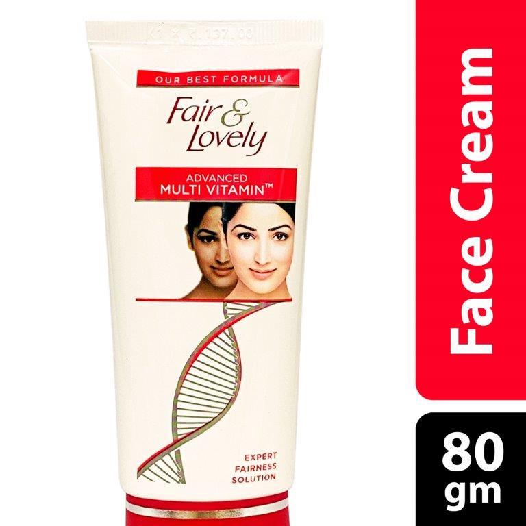 Fair & Lovely Advanced Multi-Vitamin Expert Fairness Solution, 80G