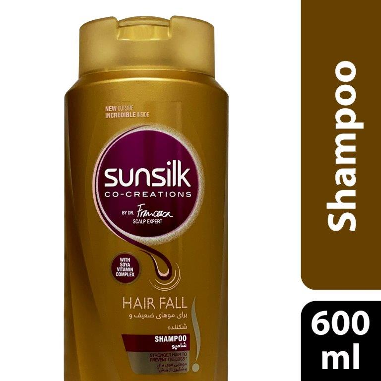 Sunsilk Shampoo Hair Fall Solution, 600ml