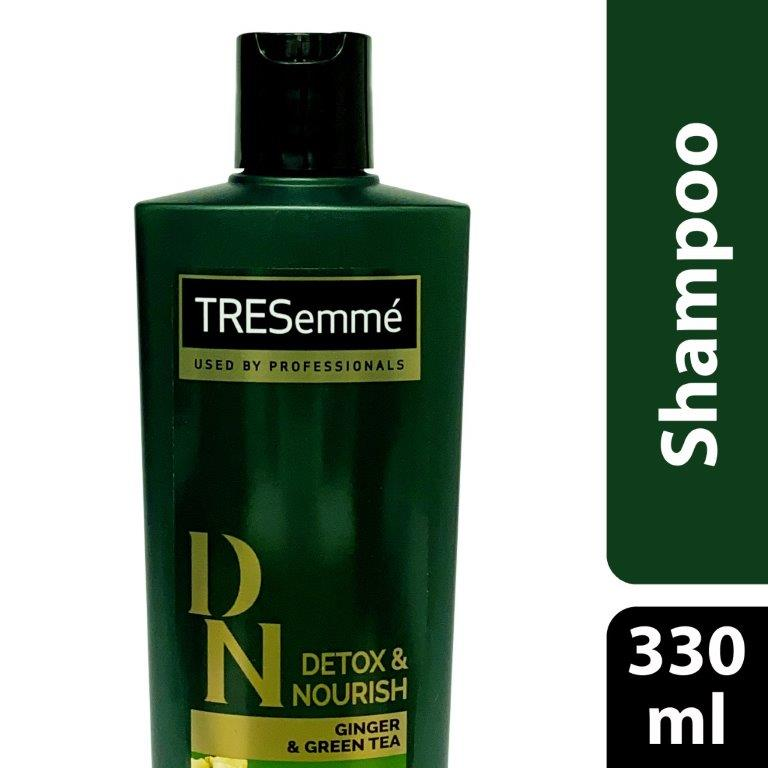 Tresemme Shampoo Detox & Nourish, 330ml