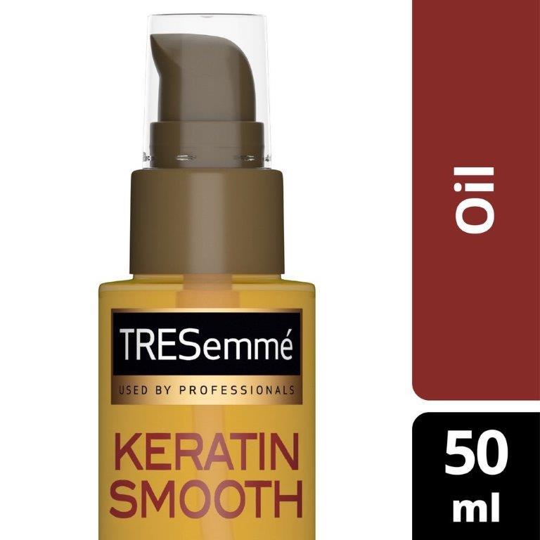 TRESEmmé Oil Keratin Smooth, 50ml