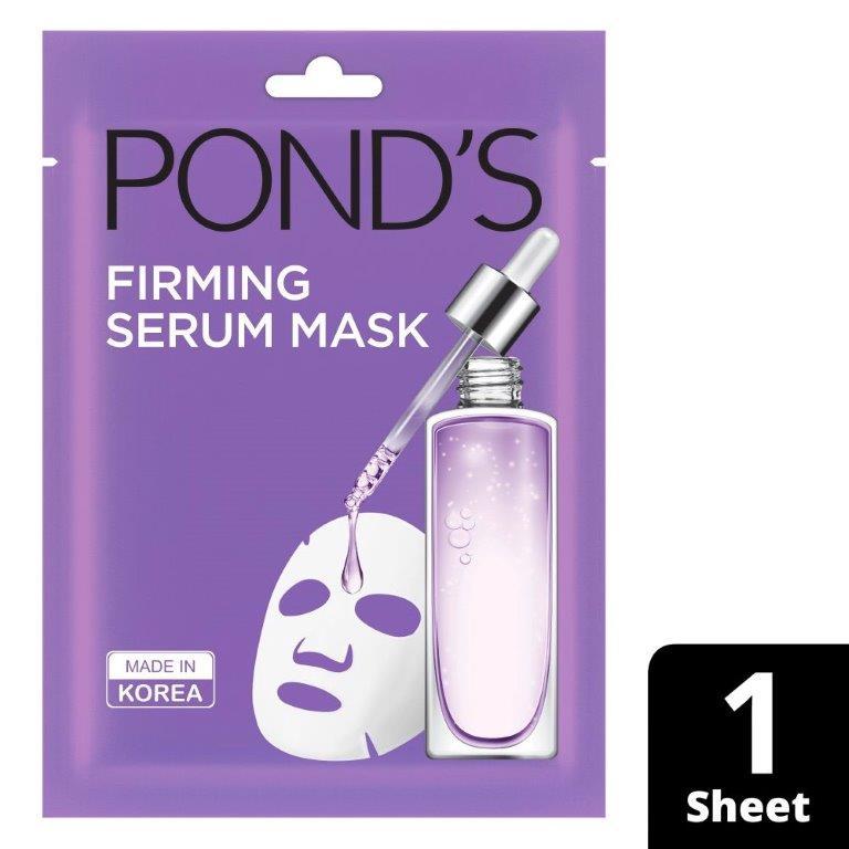 Ponds  Face Mask  Firming Serum Mask 21ml