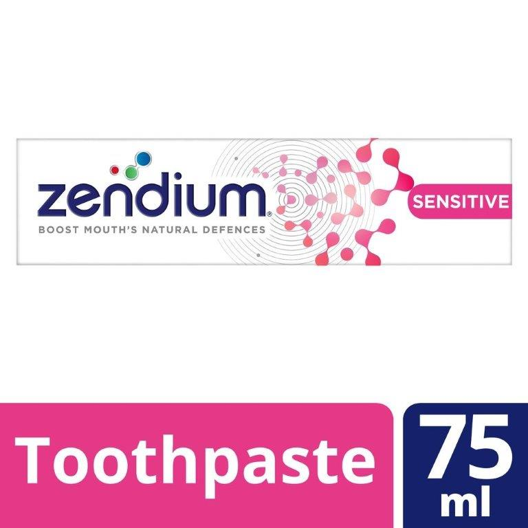 Zendium Toothpaste Sensitive, 75ml