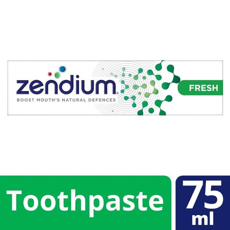 Zendium Toothpaste Fresh, 75ml