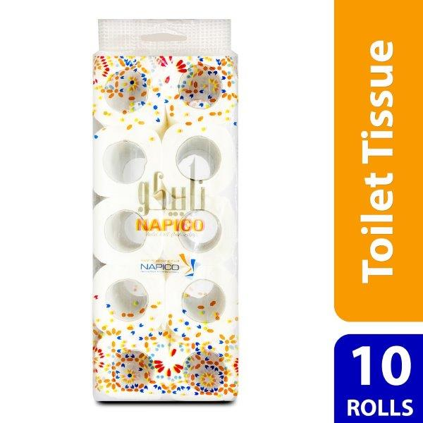 NAPICO TOILET ROLL(1X10 ROLLS)