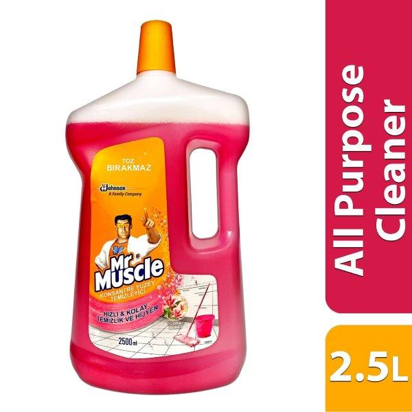 MR. MUSCLE WITH GLADE ALL PURPOSE CLEANER 2.5L