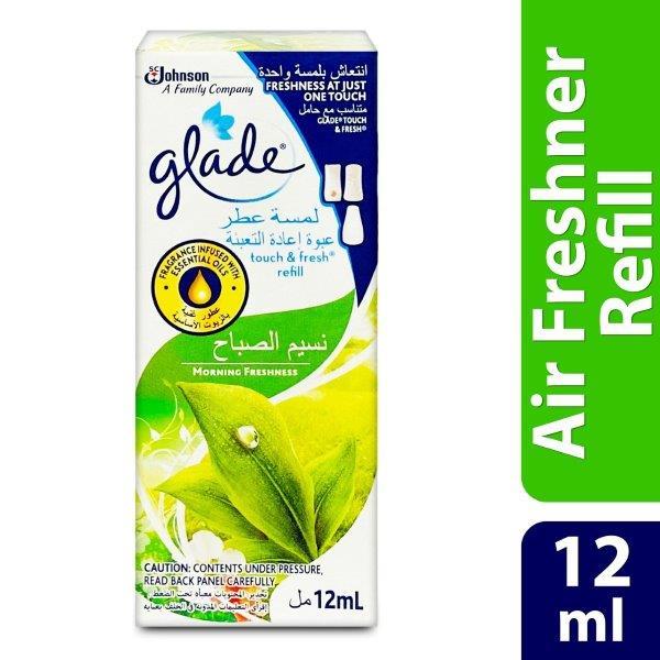 GLADE TOUCH-N-FRESH REFIL 8.8g Morning Fresh