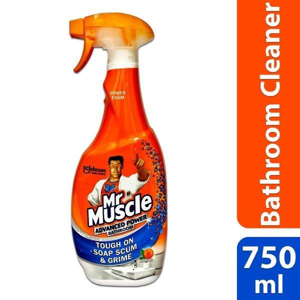 MR.MUSCLE 750ML POWER BATHROOM