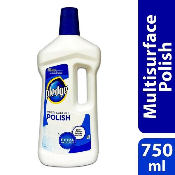 PLEDGE MULTISURFACE POLISH