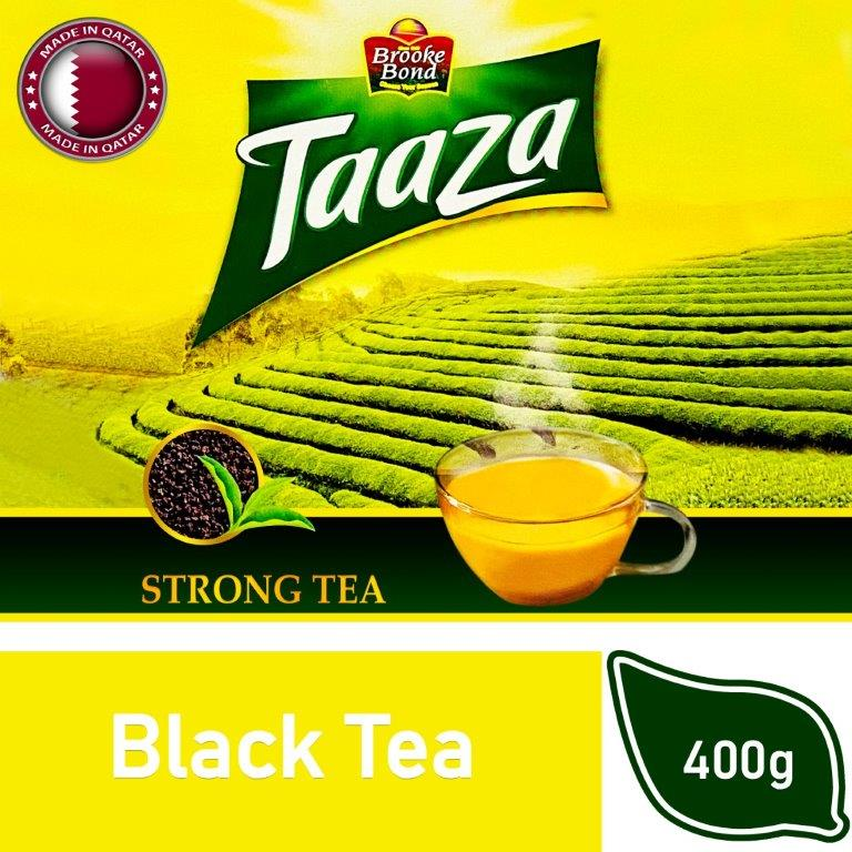 Brooke Bond Taaza Loose Black Tea , 400G