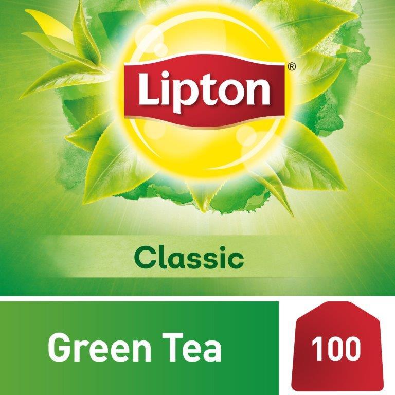 Lipton Green Tea Classic, 100s