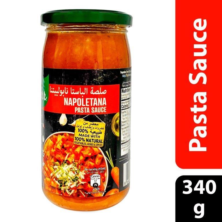 Knorr Napoletana Pasta Sauce, 340G