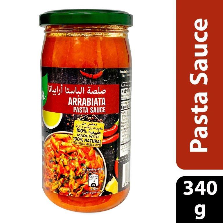 Knorr Arrabiata Pasa Sauce, 340G