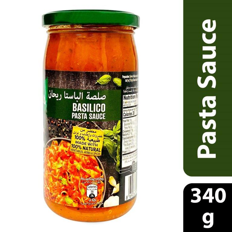 Knorr Basilico Pasta Sauce, 340G
