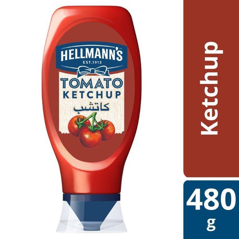 Hellmann's Ketchup, 480g