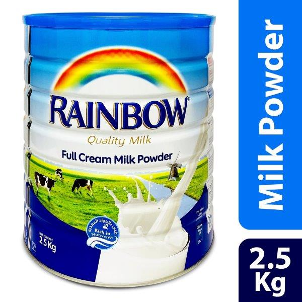 23663-RAINBOW INST.MILK 2.5KG