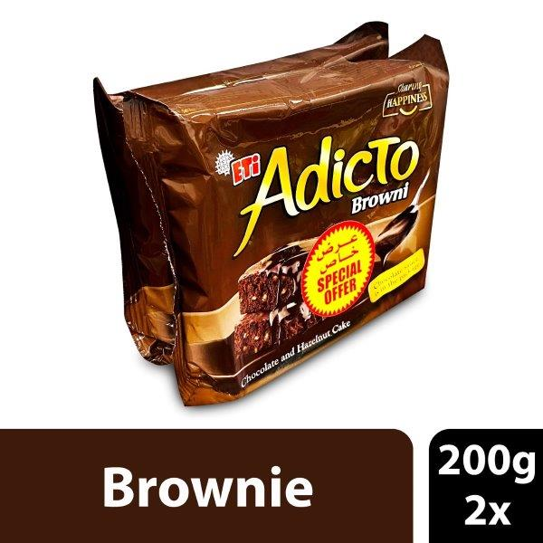 ADICTO 200G (WITH 25G SAUCE), BUY 2@ SPECIAL PRICE