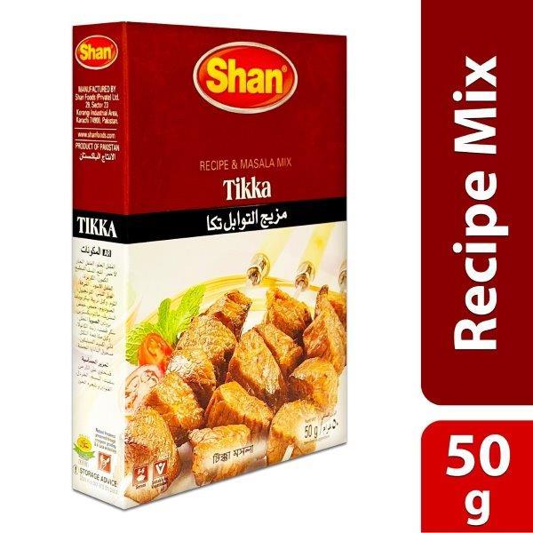 R & S MIX TIKKA