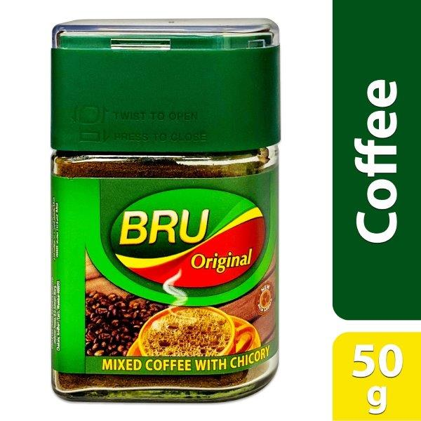 BRU COFFEE ORIGINAL 50G