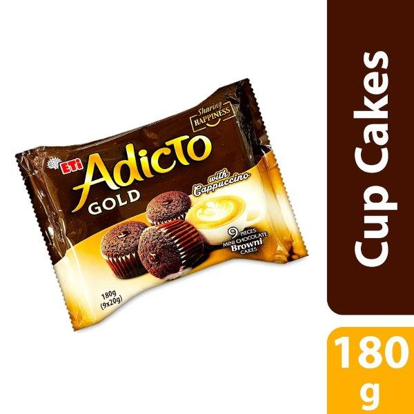 ADICTO GOLD WITH CAPPUCINNO 180G