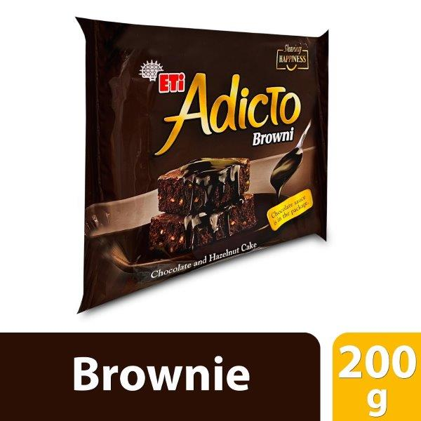 ADICTO 200G (WITH 25G SAUCE)
