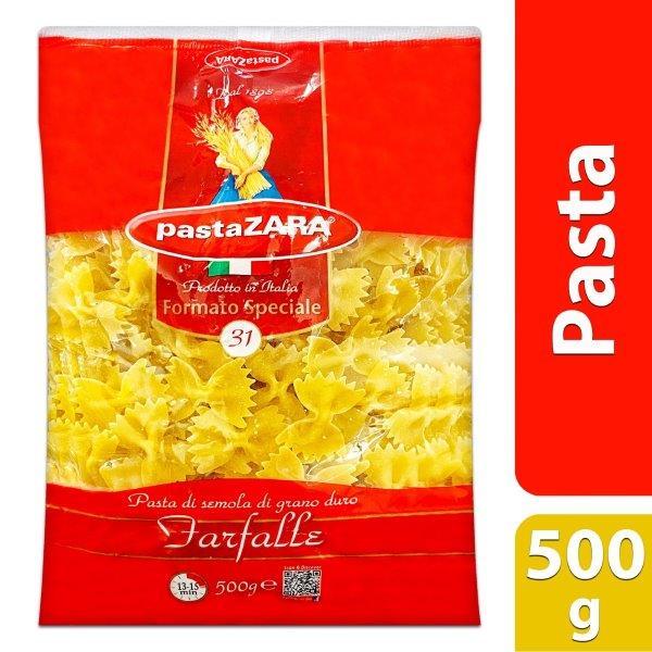 PASTAZARA FARFALLE 500G