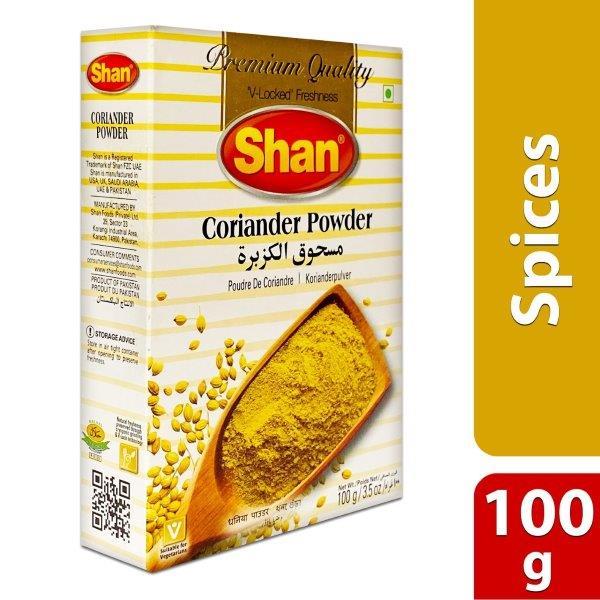 SHAN CORIANDER 100GM:788821037145