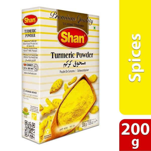 TURMERIC POWDER 200g