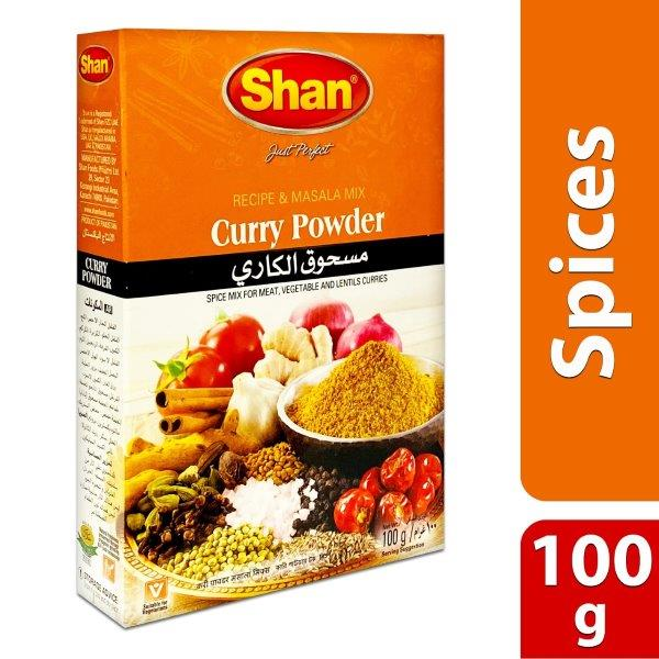 SHAN CURRY POWDER MIX 100GM:788821073143