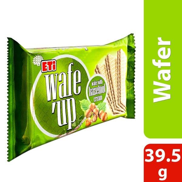 WAFE UP HAZELNUT 39.5G:8690526625355
