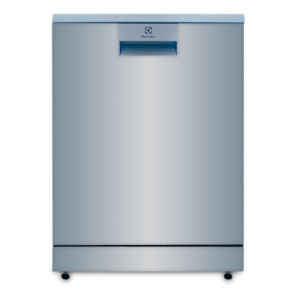 Electrolux Dishwasher Comfort Lift, 13 Place Settings,  Stainless steel door and control panel