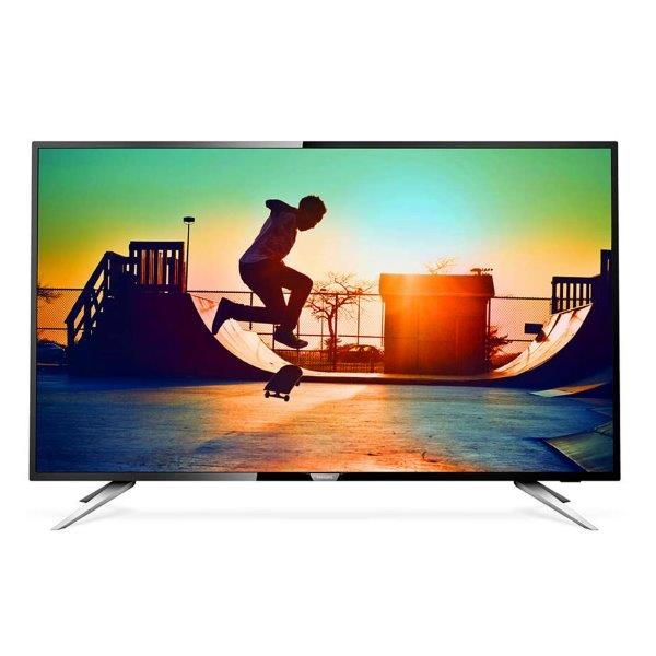 4K Ultra Slim Smart LED TV 50''