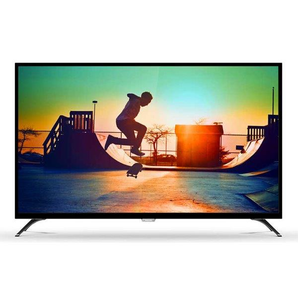 Philips 4K Ultra Slim Smart LED TV 50''
