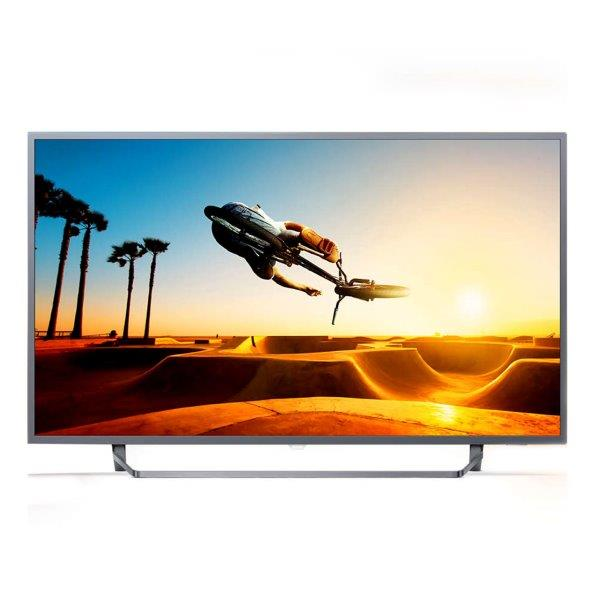 PHILIPS 4K Ultra Slim TV 55