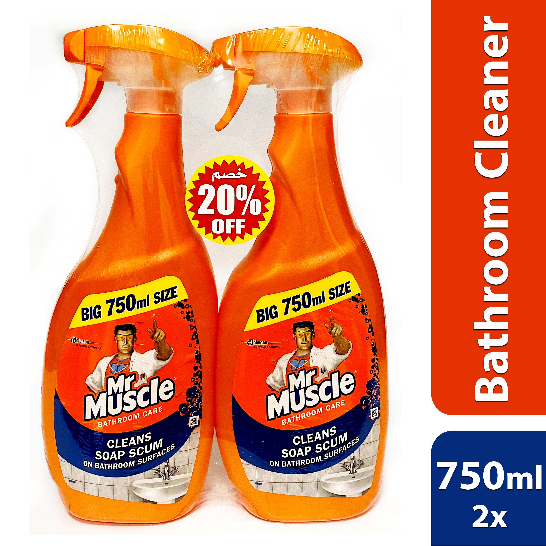 MR. MUSCLE BATHROOM 750ML