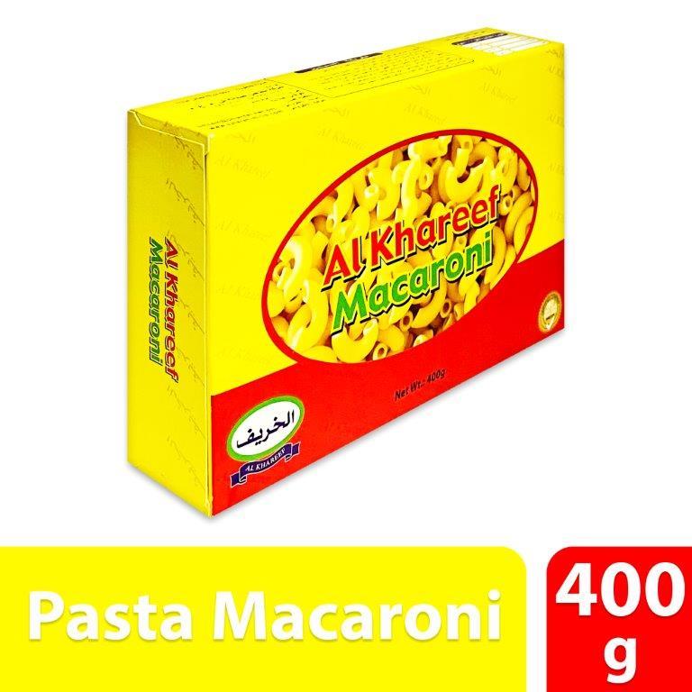 AL KHAREEF MACARONI 400G BOX