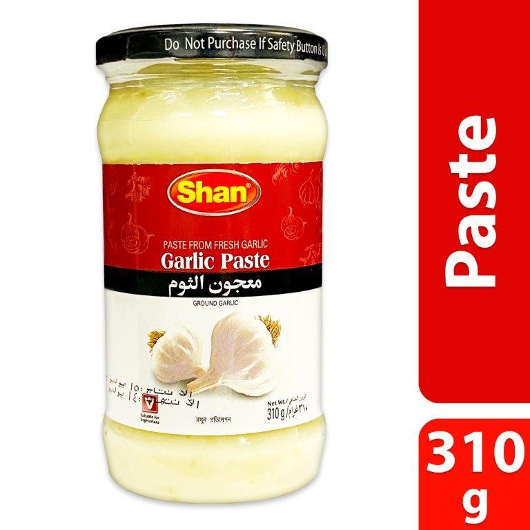 GARLIC PASTE(GLASS JAR) 310g