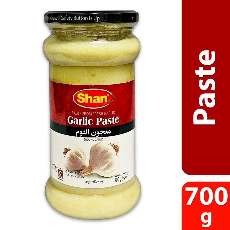 GARLIC PASTE (GLASS JAR) 700g