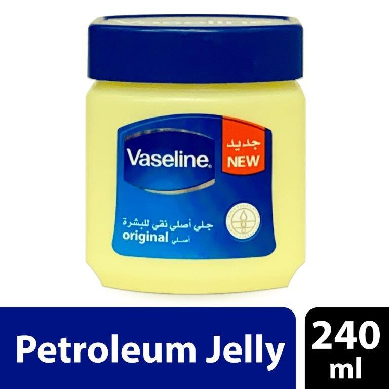 Vaseline Pure Skin Jelly – Original, 240 ml