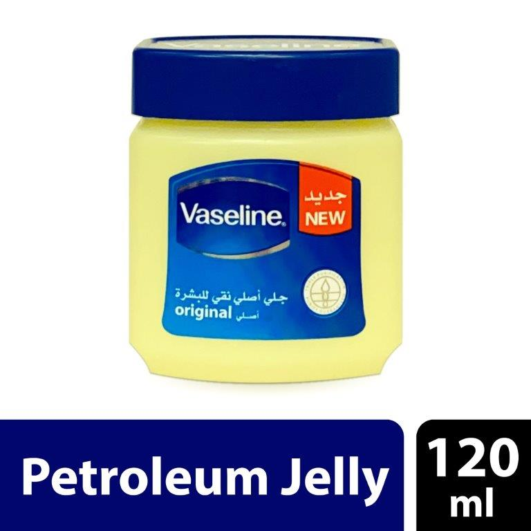 Vaseline Pure Skin Jelly – Original, 120 ml
