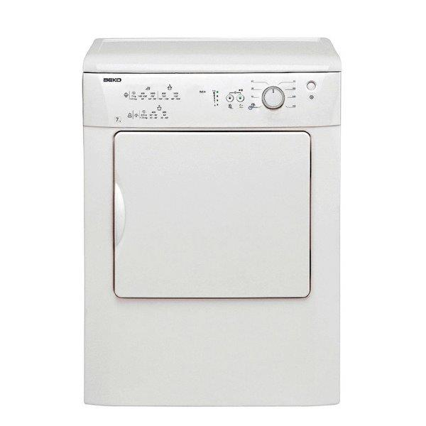 Beko VENTED DRYER 7 KG,  soft laundry dry wrinkle free clothes