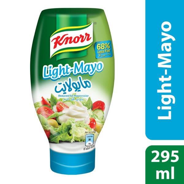 Knorr Light Mayonnaise, 295ml