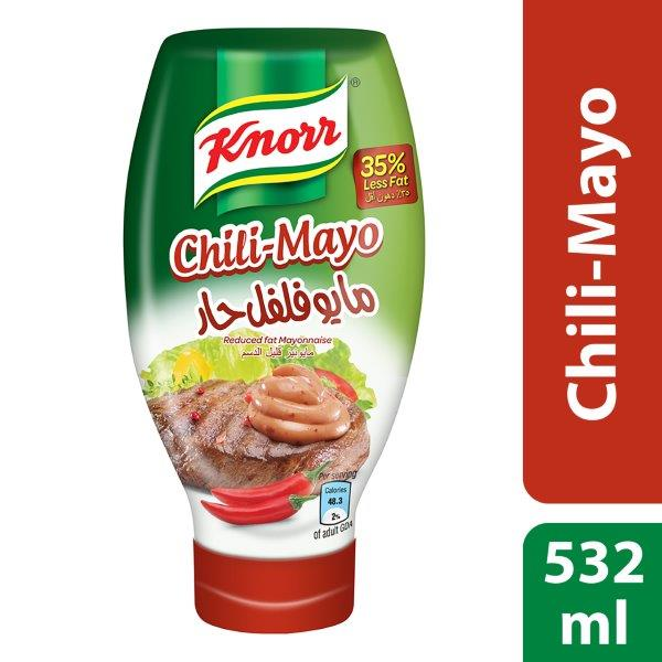 Knorr Mayochilli, 532ml