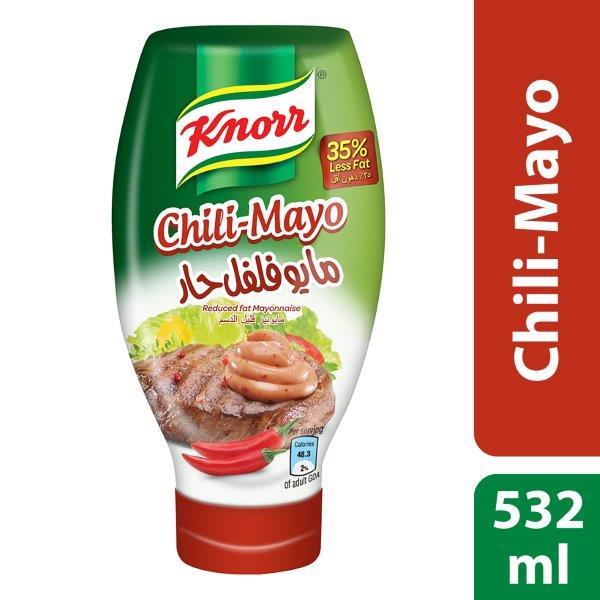 Knorr Mayochilli, 532ml